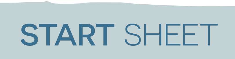 start-sheet